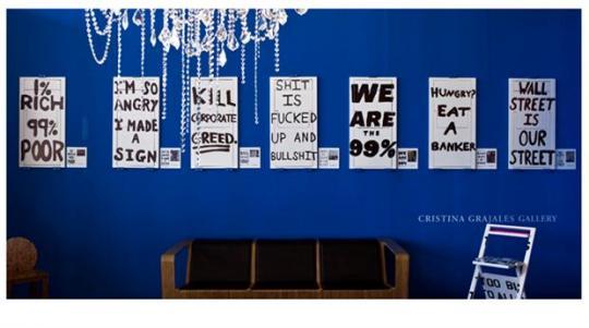Occupy Chairs by Sebastian Errazuriz