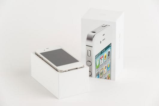 iPhone 4S added by Sir Terence Conran  [image: Dominic French]