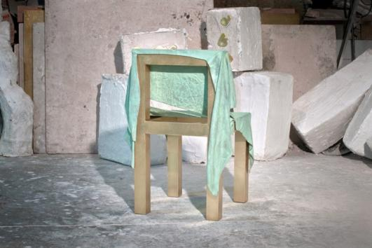 Dressed Chair by studio Jens Praet