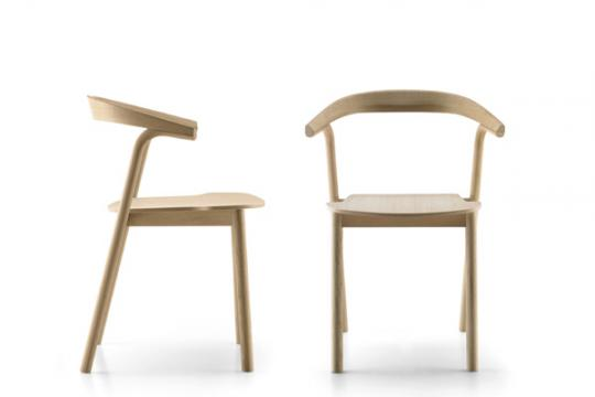Makil chair by Patrick Norguet