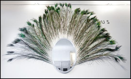 Pegasus at Cristina Grajales Gallery