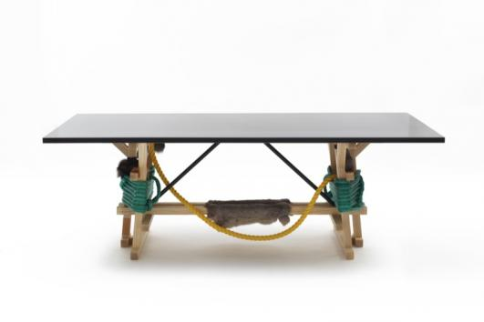 Galerie Kreo Dining table by SIGURDARSON Brynjar in 2013