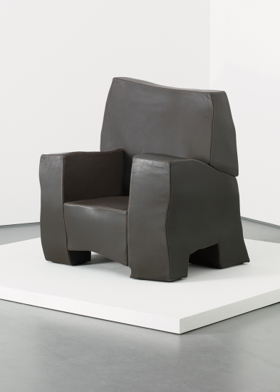 MAARTEN BAAS Large armchair, from the 'Sculpt' series, 2007  Estimate £9,000 - 14,000