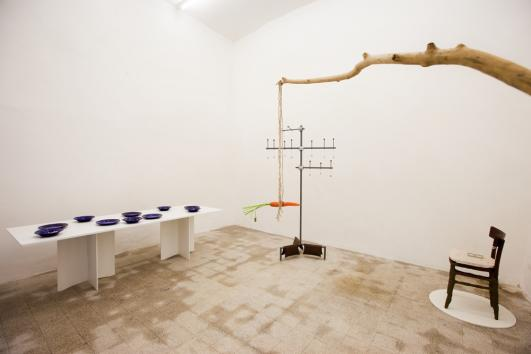 Andrea Magnani e Giovanni Delvecchio HOCKETY POCKETY at SWING gallery