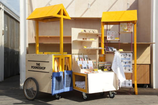 Mobile Poundshop by Studio Good One