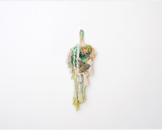 Untitled (Knots) 2 By Tanya Aguiñiga