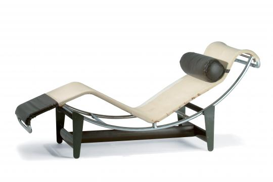 Le corbusier the art of architects detnk for B306 chaise longue