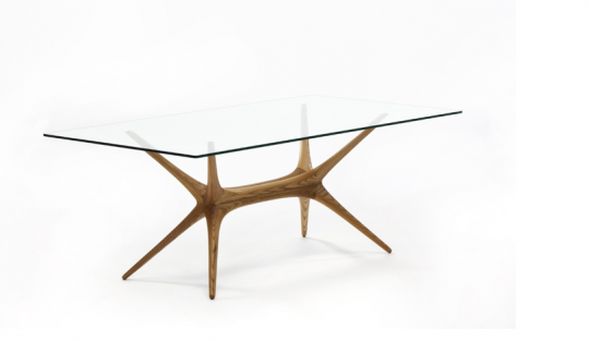 X-Frame Coffee Table by Tapio Wirkkala - 1958, relaunch 2008 Artek -Laksus Forum Finland