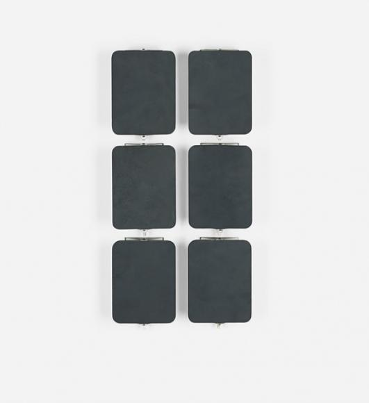 CHARLOTTE PERRIAND wall lights, set of six estimate: $3,000–4,000