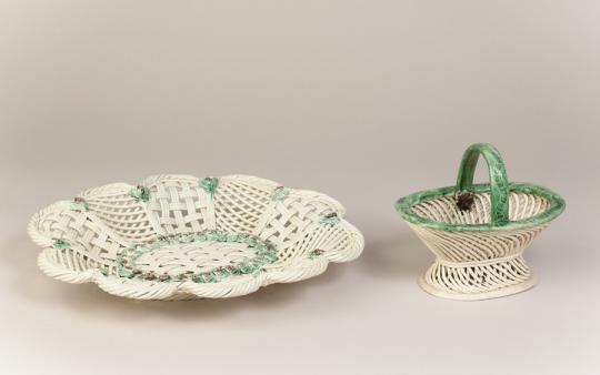 Basket and Tray - Photo Credit - Andrew Garn