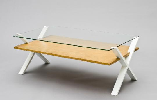 Coffee Table by Lustig, Alvin circa 1947-1948 - Photo ©2009 Museum Associates/LACMA