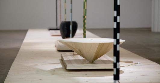 Studio Wieki Somers - « mitate » at Galerie kreo