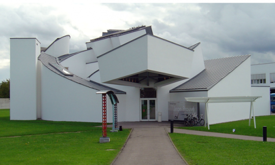 Vitra Design Museum: Frank O. Gehry