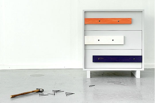 Save Dresser by Katarina Häll 2008 photo by Adam Craft