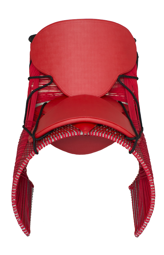 Chair Exú Asanà, 2013 by Rodrigo Almeida; The Edelkoort Design Collection, Paris