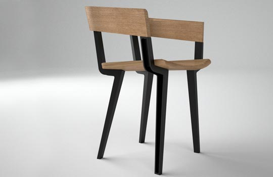 Jamie McLellan Odin Chair