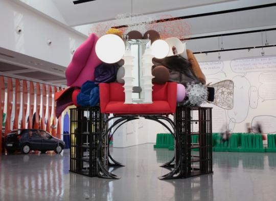 Marti Guixe: Dream Factories at Museo del Design della Triennale, Milan (2011)