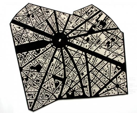 'Urban Fabric Paris' by four o nine