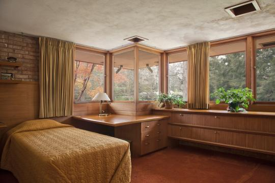 "Frank Lloyd Wright's ""Little Gem"""