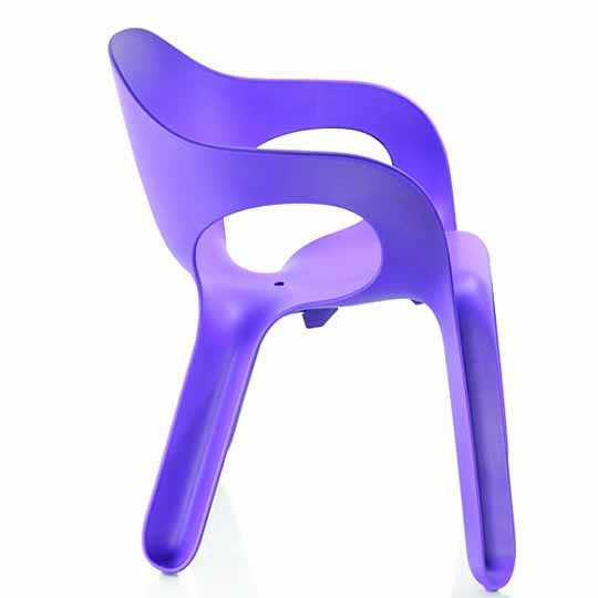 Easy Chair by Jerzy Seymour for Magis, 2005