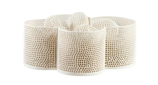 Perforated Vessel Series No. 2 by Tony Marsh