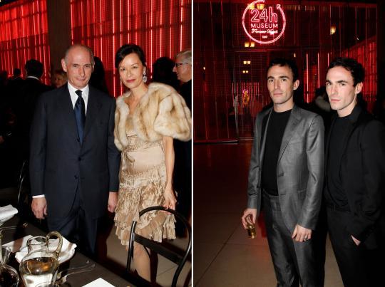 Almine Rech & Bernard Ruiz Picasso | Alexandre & Victor Carril