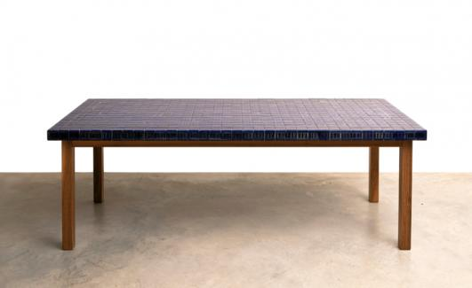 JENS PRAET, 'Processus' table, 2012 Image credit: Beccali Carlo, courtesy of studio Jens Praet