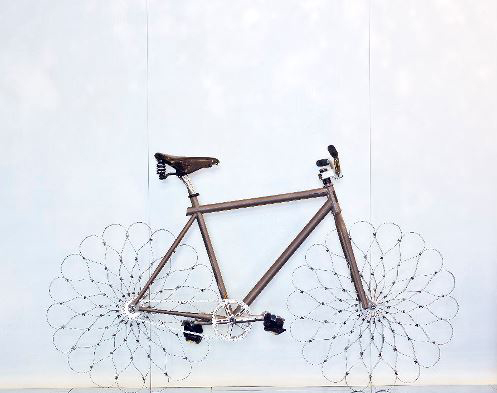 Ron Arad's WOW Bike