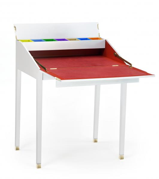 The Desk by Douglas Coupland