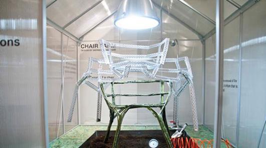 Chair Farm Aisslinger : Chair farm by studio aisslinger at greek street detnk