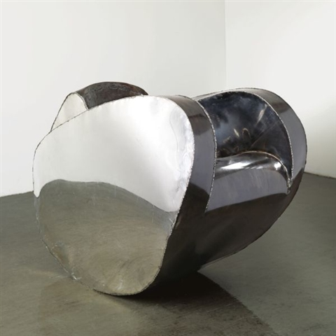Ron Arad, 'Rolling Volume', 1990, estimated at $60,000 - 80,000, sold for $74,500