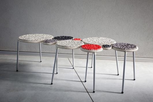 The Punti Bench by Gaga & Design