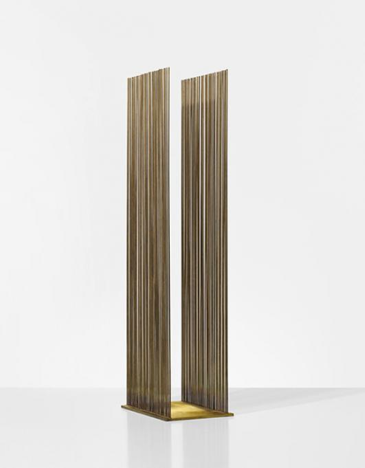 HARRY BERTOIA untitled (Sonambient) estimate: $20,000–30,000