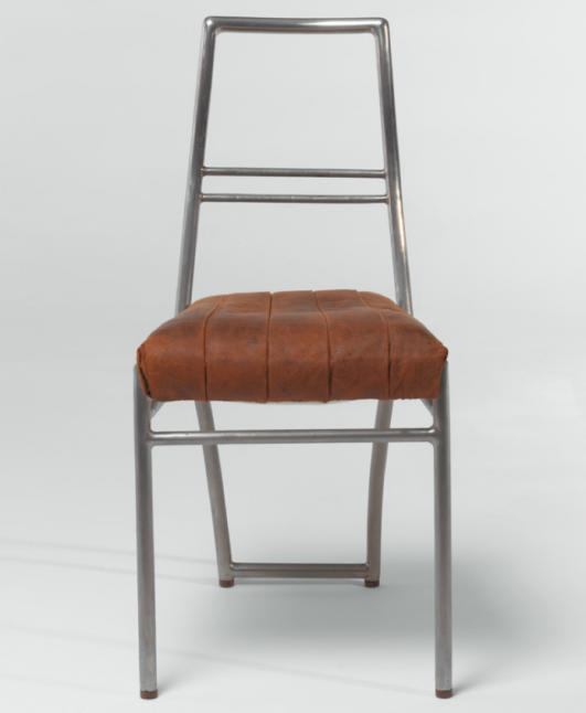 Dining room chair, 1926-1929 by Eileen Gray