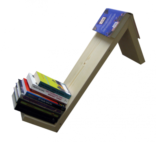 OpenBook - a bookmark shelf