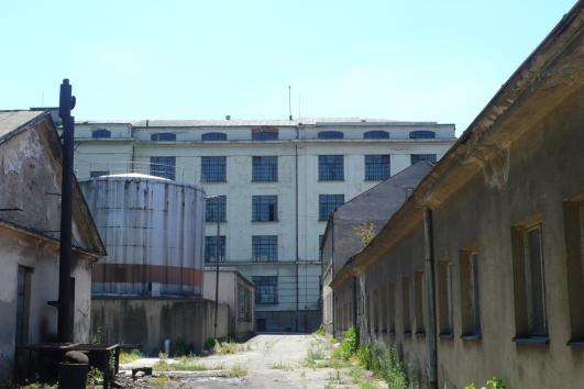 Beko Textile Factory before