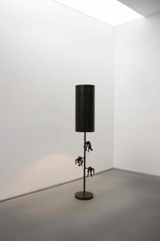 ATELIER VAN LIESHOUT | ACROBAT LAMP