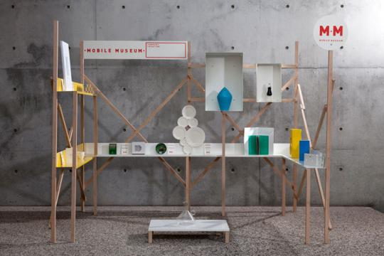 MOBILE MUSEUM by Fabrica