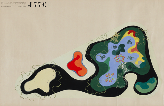 Garden Design by Roberto Burle Marx – The Museum of Modern Art