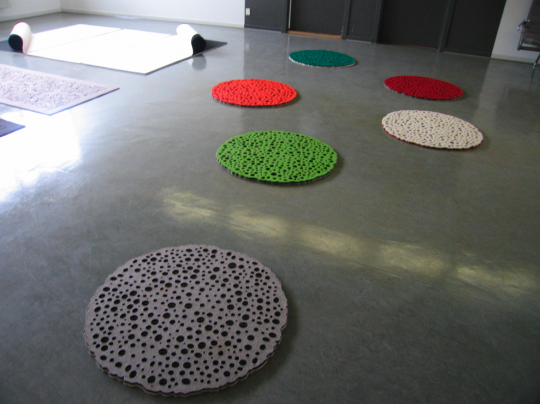 Spot Rug Designed By Majken Mann And Nynne Faerch Manufactured Mimo Copenhagen