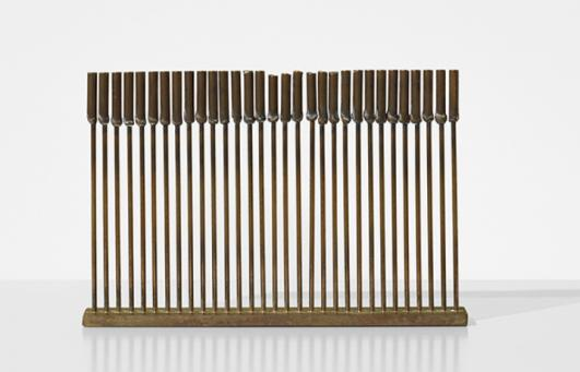 HARRY BERTOIA untitled (Sonambient) estimate: $7,000–9,000