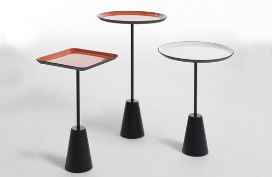 Spot Tables by Tom Dixon 2009