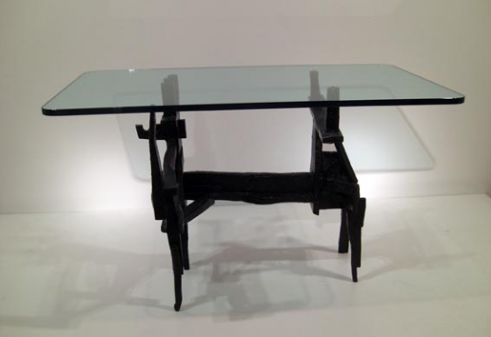 Cast Series Table by Tom Dixon, 2009