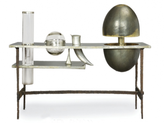 François-Xavier Lalanne: YSL bar, 1965. Collection Yves Saint Laurent and Pierre Bergé