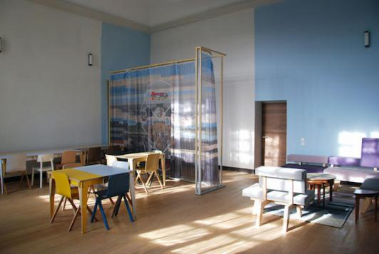 Hôtel Dupanloup, Studio Makkink & Bey, photo Ministère de la culture et de la communication / Drac Centre – François Lauginie