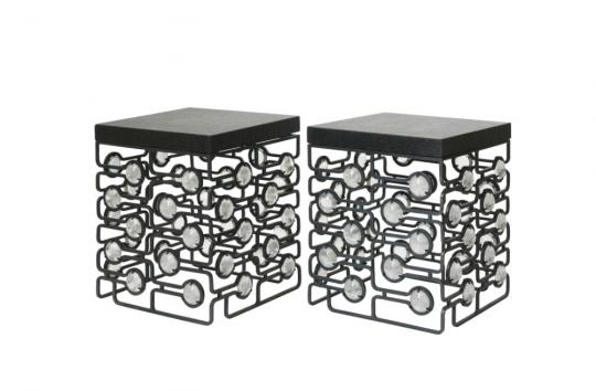 Side Tables by Christophe Côme