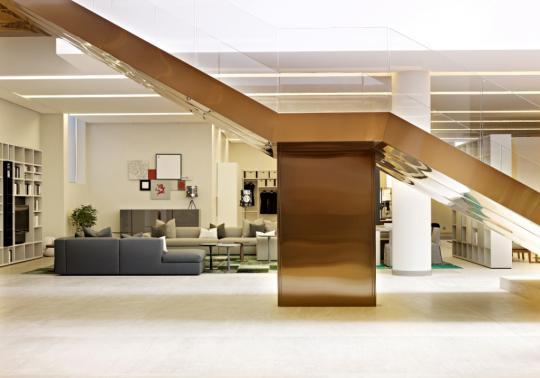 Gallery Design Saudi Arabia © Nagib Khazaka