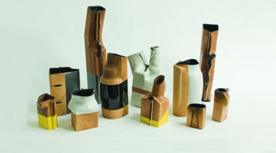 Vase Family by Simon Hasan - 2008