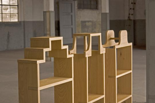 Warehouse Cabinets Janina Loeve
