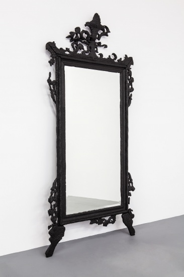 SMOKE MIRROR 2013 by Maarten Baas